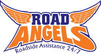 Road Angels logo