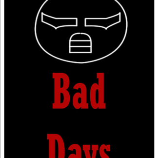 Bad Days comic cover art
